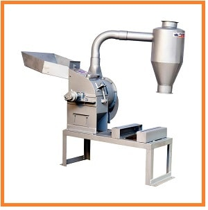 BLOWER PULVERISER FOR SPICES MILL